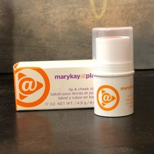 Mary Kay At Play Lip & Cheek Stick Peach Pop